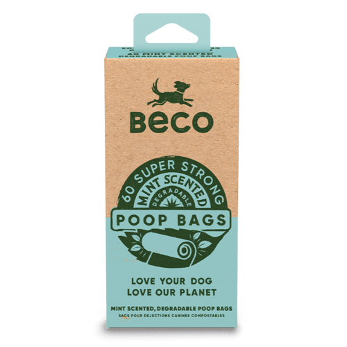 Beco Mint Scented Poop Bags