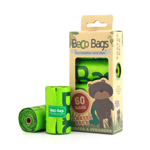 Beco Unscented Poop Bags