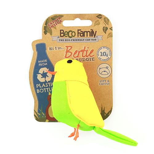 Beco Bertie The Budgie