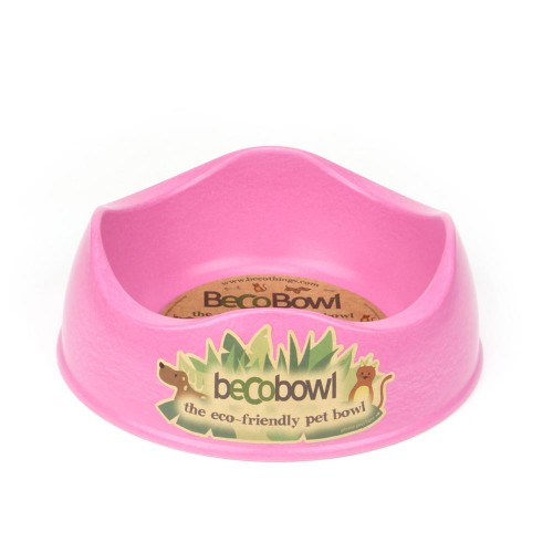 Beco Bamboo Dog Bowl
