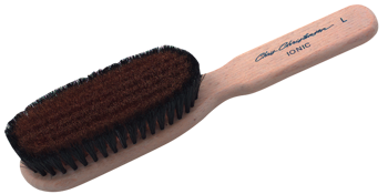 CC - Iconic Boar Brass Brush With H