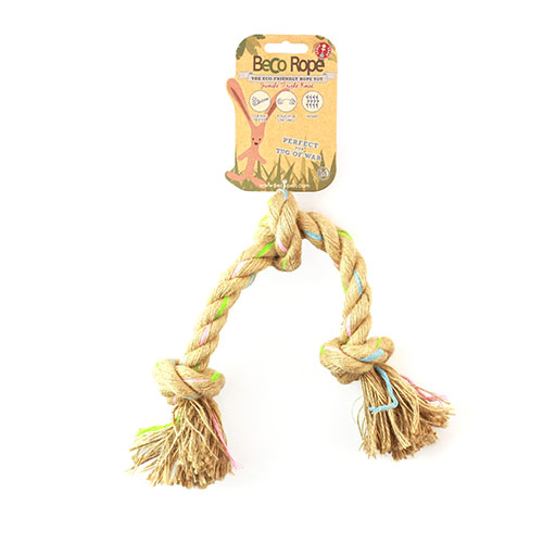 Beco Hemp Rope Jungle Triple Knot