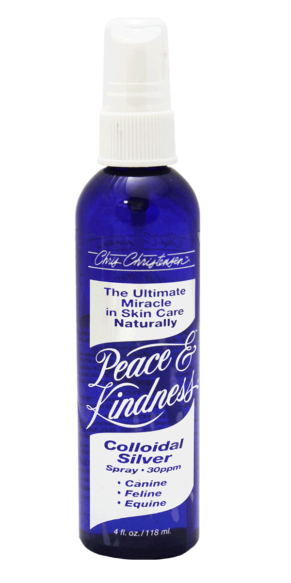CC - Peace & Kindness Colloidal Silver