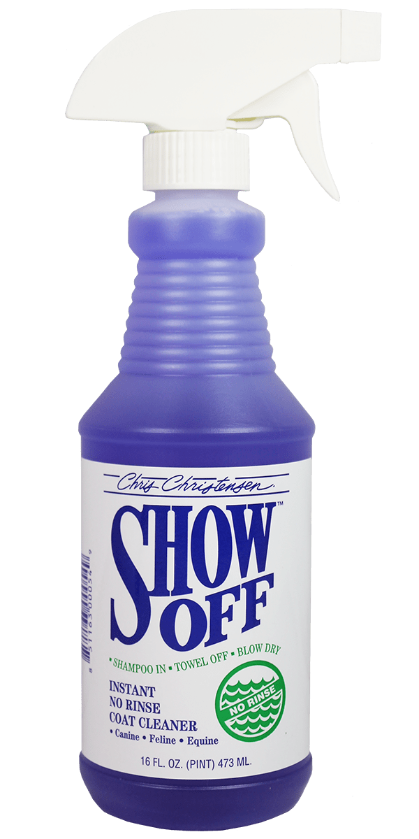 CC - Show Off No Rinse Cleaner