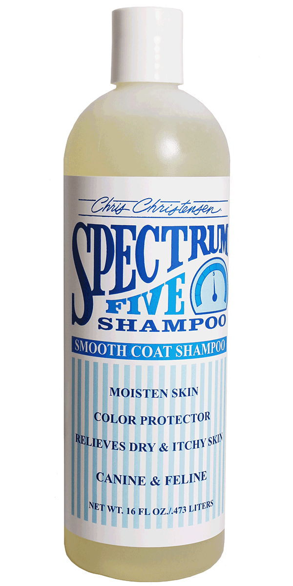 CC - Spectrum Five Shampoo