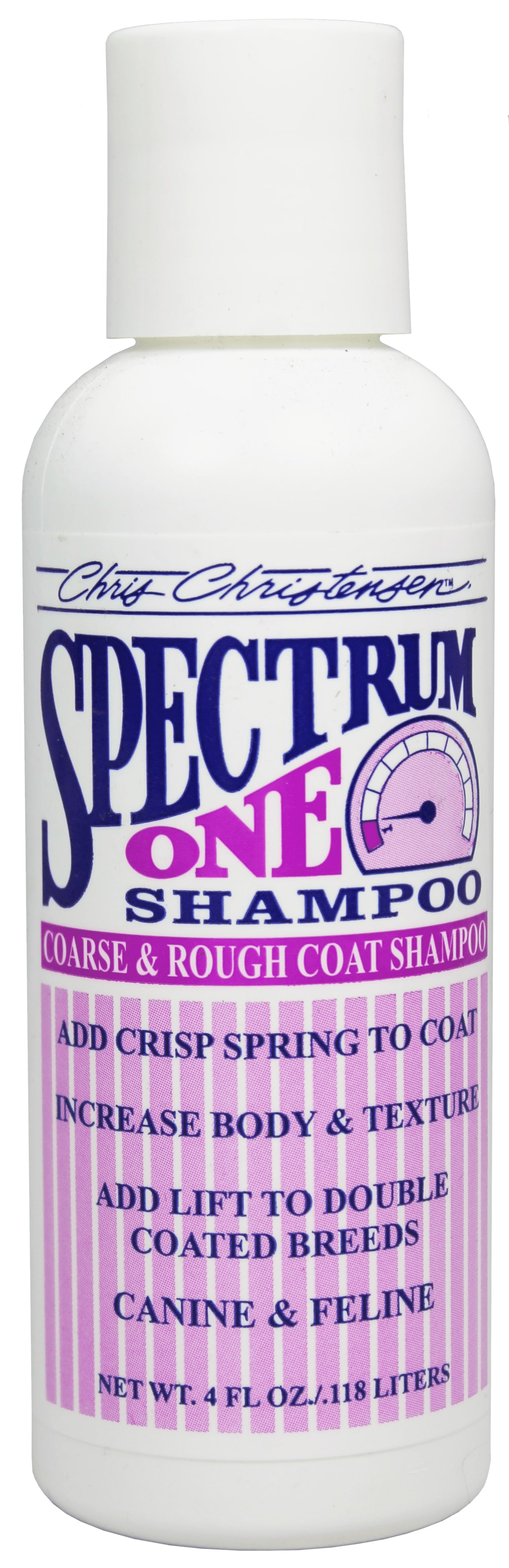 CC - Spectrum One Coarse & Rough Coat Shampoo