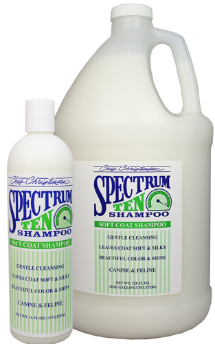 CC - Spectrum Ten Soft And Smooth Shampoo