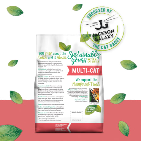 Sustainably Yours Multi cat