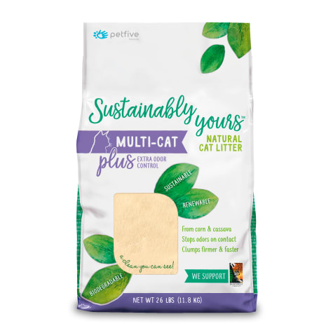 Sustainably Yours Multi cat Plus