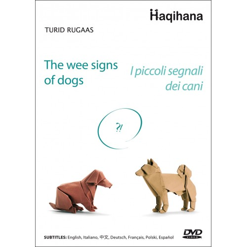 Haqihana Wee Signs of Dogs By Turid Rugaas