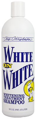 CC - White on White Shampoo